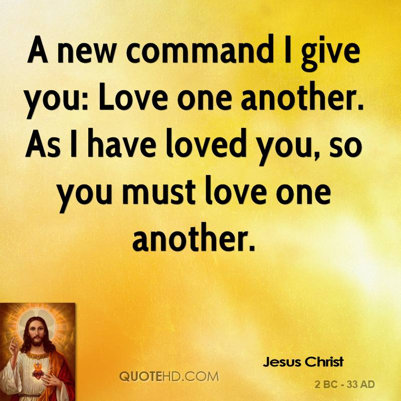 Jesus Love Each Other: Another Quotes. QuotesGram