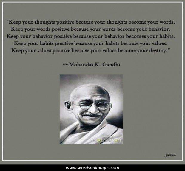 Gandhi Famous Quotes About Life. QuotesGram