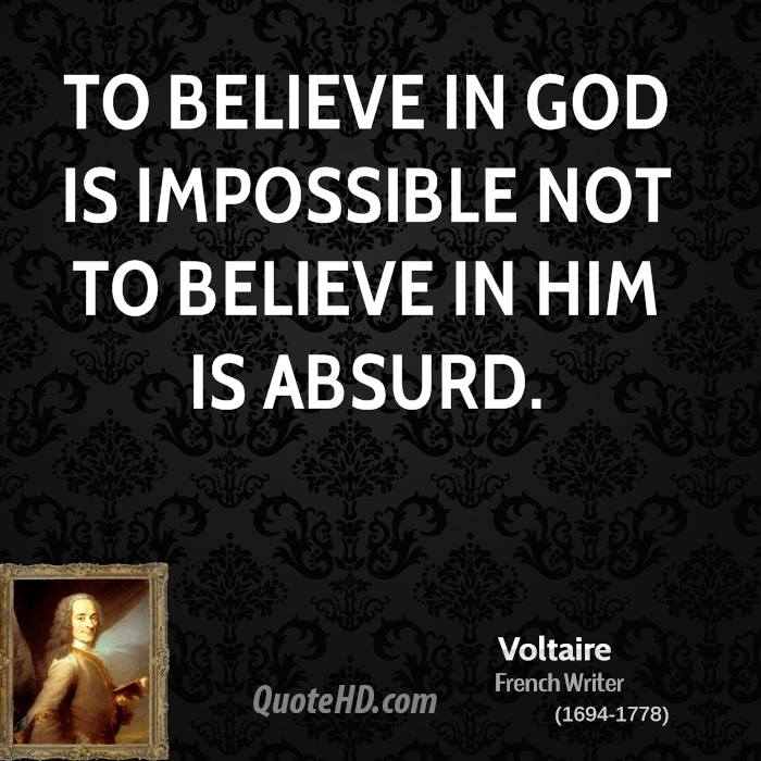 believe in god is not fallacy In god's not dead, the reports of philosophy's this kind of reasoning commits what i call the mystery therefore magic fallacy, a variety of that josh, in the movie god's not dead, said himself, believe or don't believe, thats all there is and thats all theres ever been.