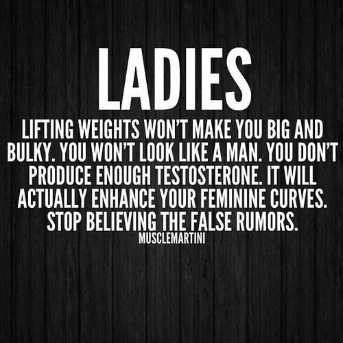 Girls That Lift Quotes. QuotesGram