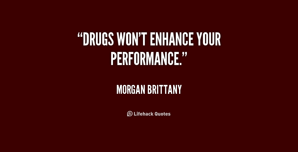 doing drug quotes