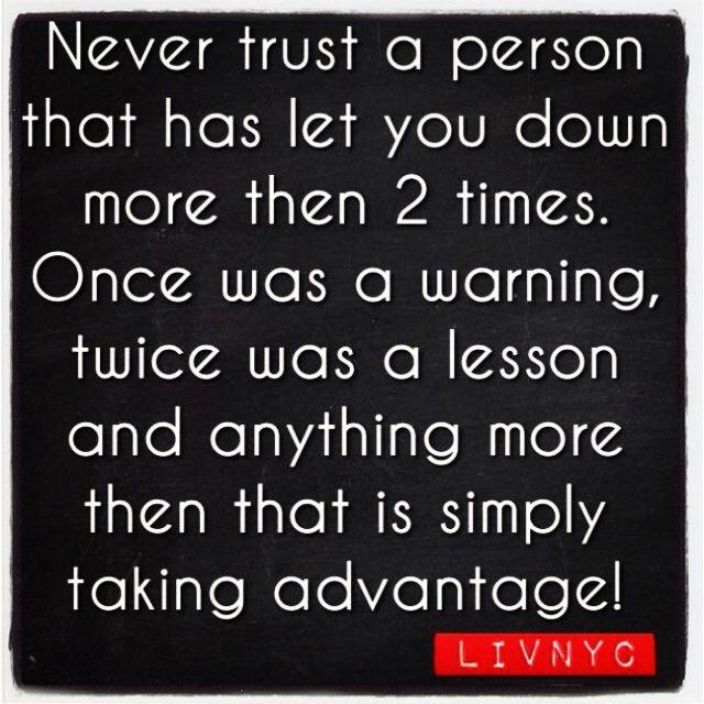 Never Trust No One Quotes. QuotesGram