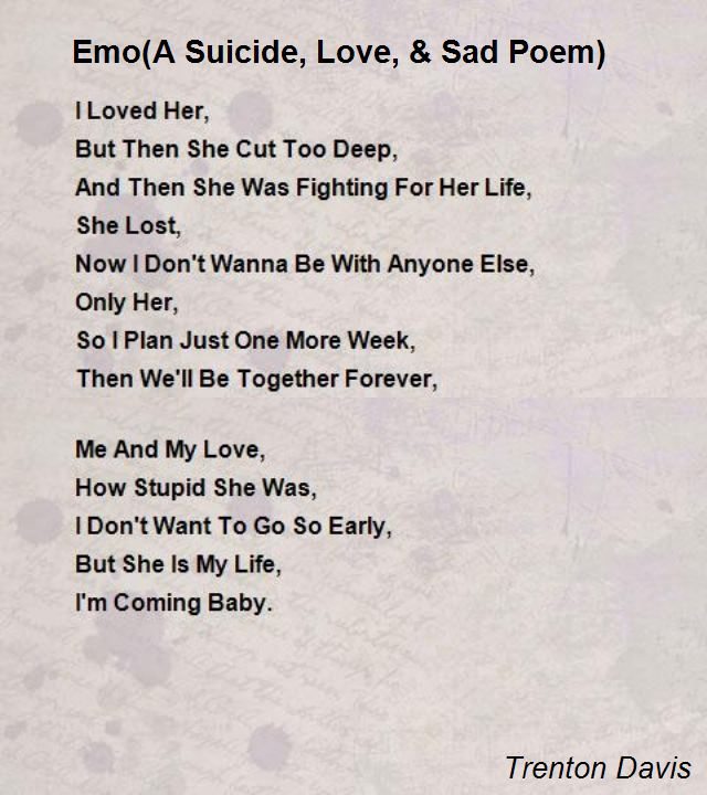 Emo Quotes About Suicide: Sad Emo Quotes About Suicide. QuotesGram