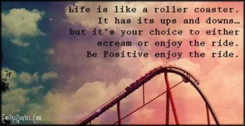 Roller Coaster Ride Quotes. QuotesGram