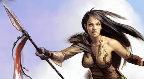 black warrior women - photo #31