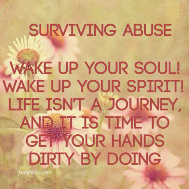Quotes About Surviving Abuse. QuotesGram