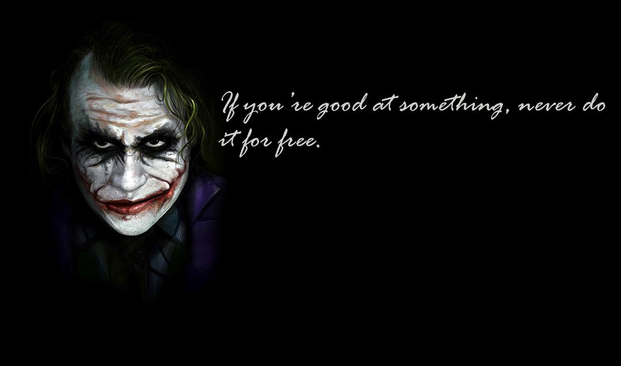 batman dark knight joker quotes quotesgram. Black Bedroom Furniture Sets. Home Design Ideas