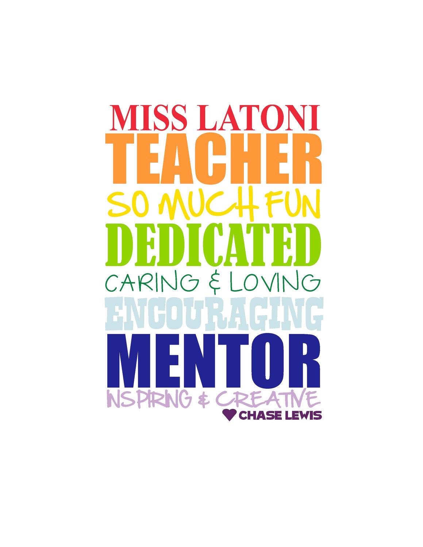 Teacher Appreciation Quotes Quotesgram: Kindergarten Teacher Appreciation Loving Quotes. QuotesGram