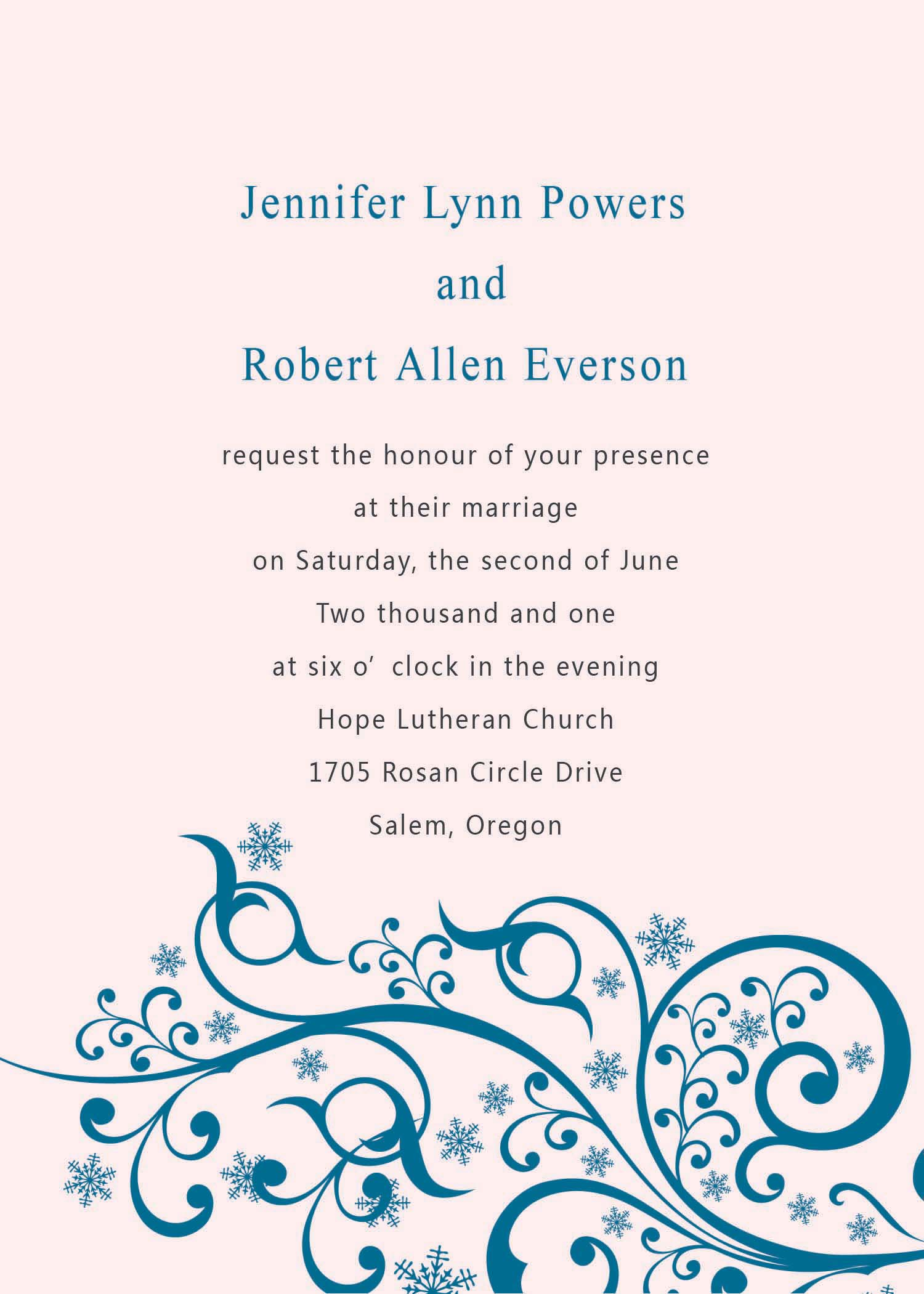 wedding invitations templates for word wedding invitation invitation templates weddingbee photo gallery