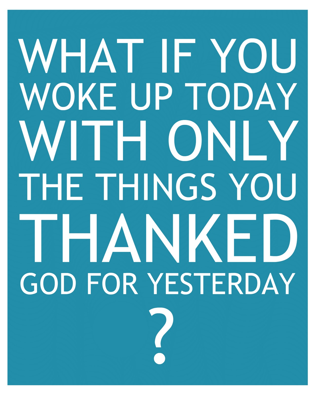 Thankful For Quotes: Thankful For Waking Up Quotes. QuotesGram