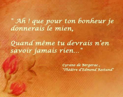 Cyrano Quotes Love. QuotesGram