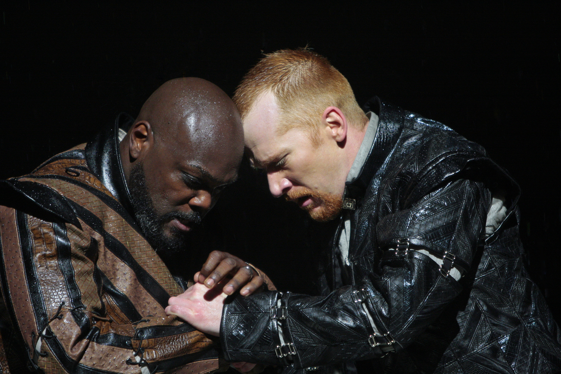 the deceptive and manipulative ways of iago in shakespeares othello When we see othello and iago,  we may think it a pity that the noble othello has acted in such a disgusting way,  once again iago's powers of manipulation are .