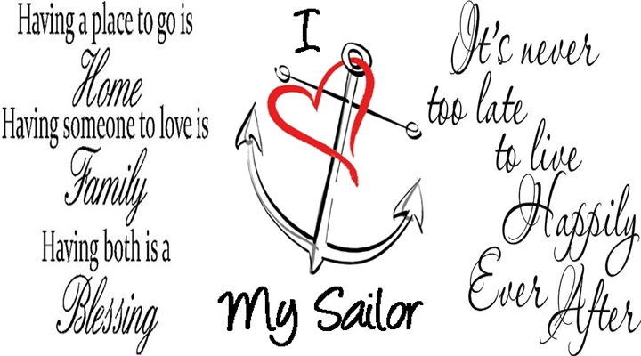 Sailor Love Quotes. QuotesGram