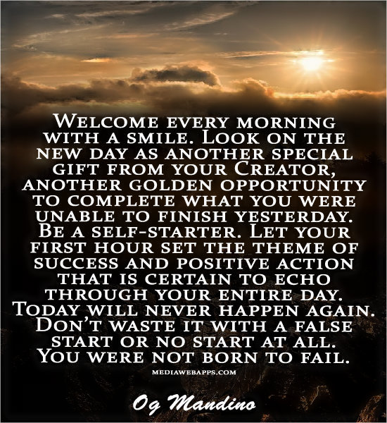 New Day Quotes. QuotesGram