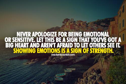 emotional strength quotes  quotesgram