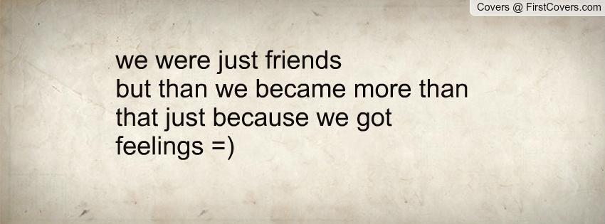 Were Just Friends Quotes. QuotesGram