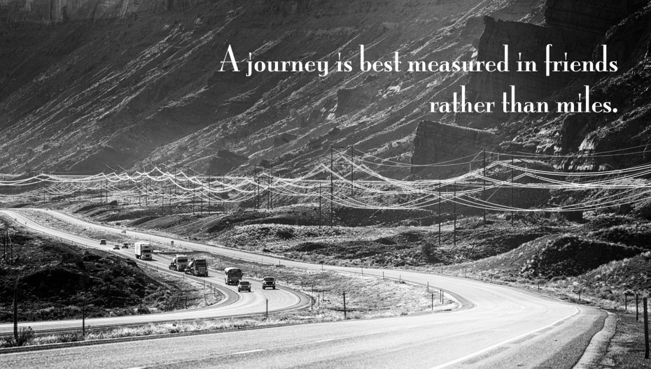 inspirational quotes about a journey quotesgram