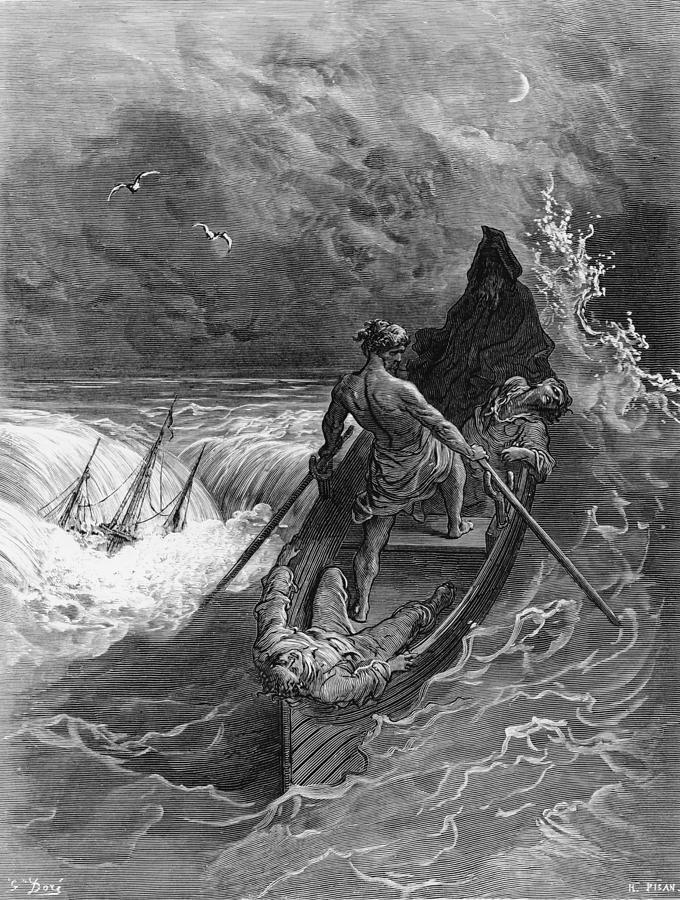 rhyme of the ancient mariner