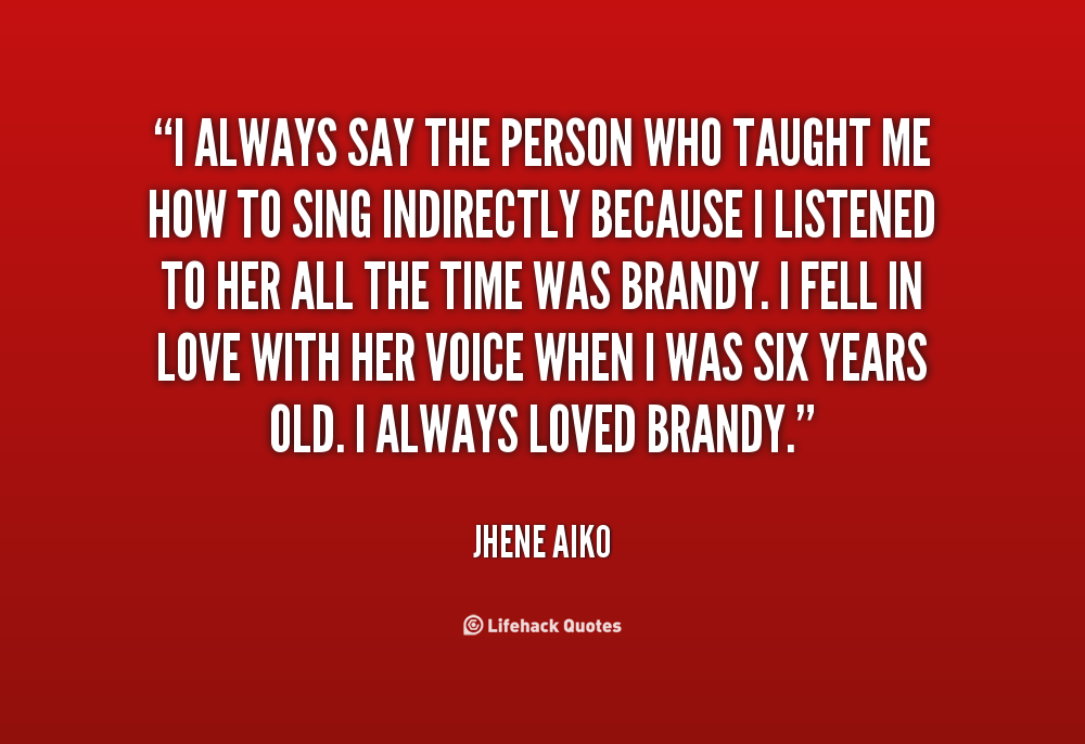 jhene aiko drake relationship quote