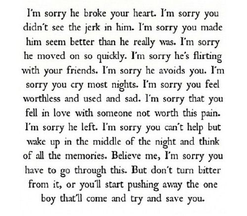 Quotes About Break Ups For Girls. QuotesGram