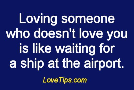 Waiting For The One You Love Quotes: Quotes About Loving Someone Who Doesnt Love You. QuotesGram