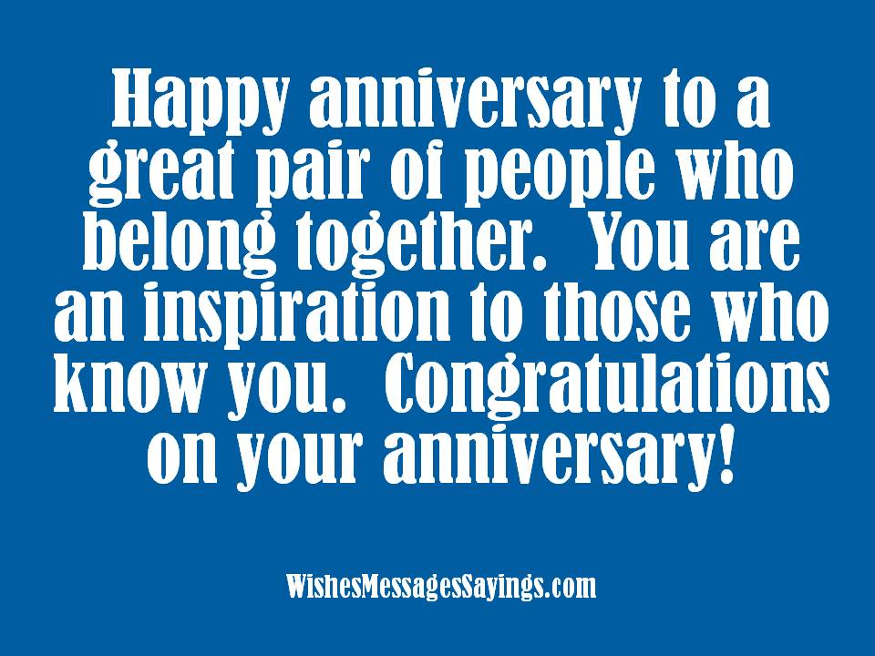 Happy Anniversary Inspirational Quotes Quotesgram