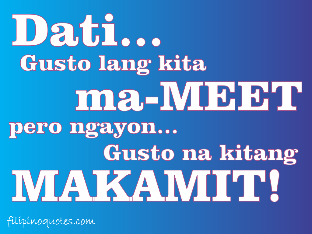 Love Quotes Tagalog Text Messages Quotesgram: Sweet Tagalog Love Quotes. QuotesGram