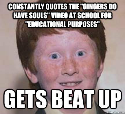 image Redhead is always good to shag