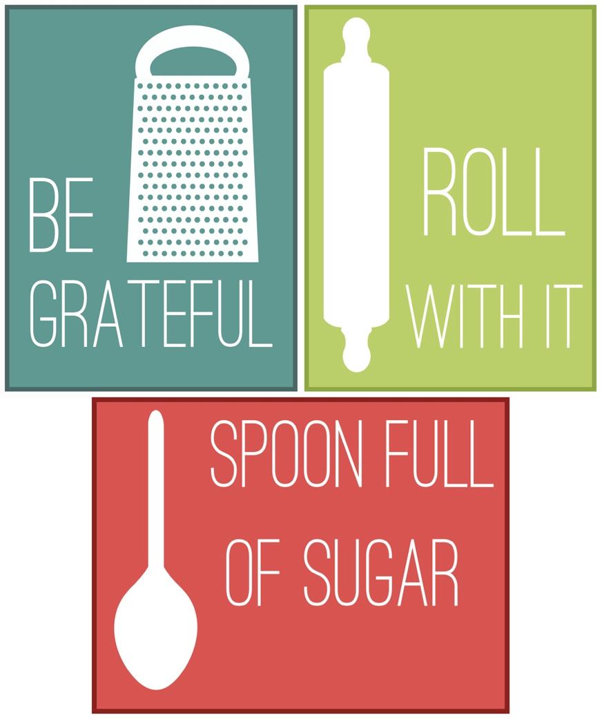 Funny Kitchen Phrases