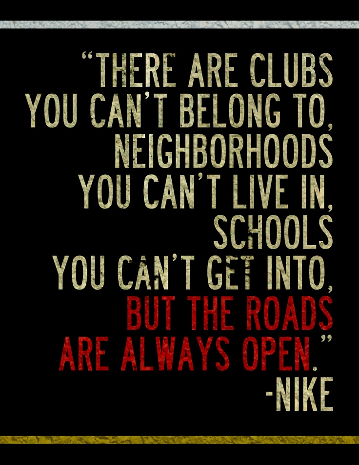 Nike Quotes And Sayings Quotesgram