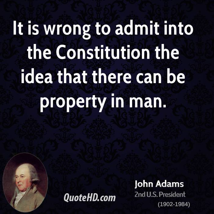 Constitution Quotes: Constitution John Adams Quotes On. QuotesGram