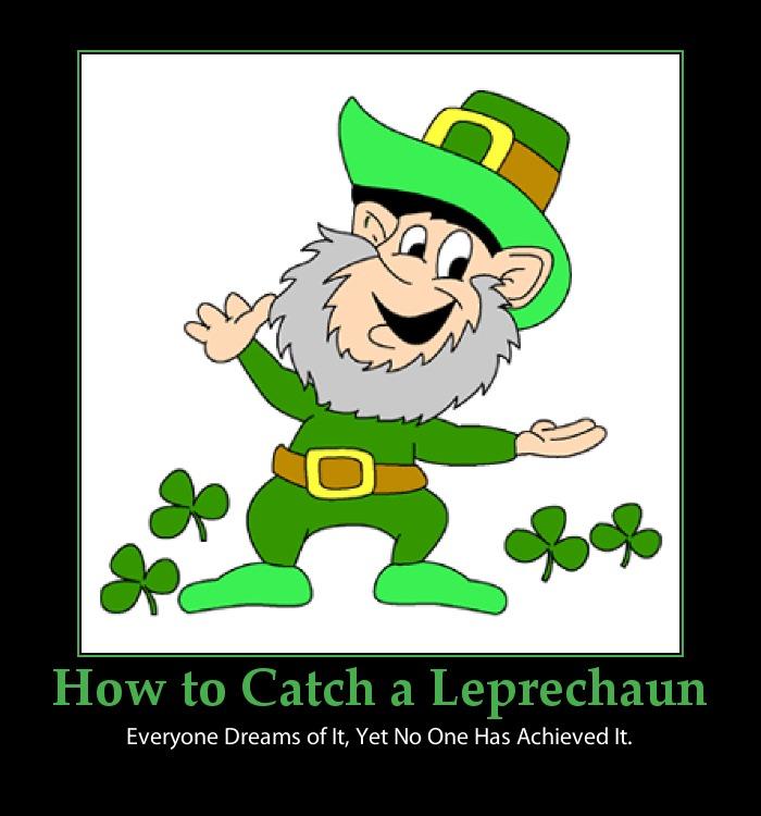 Leprechaun Irish Quotes. QuotesGram
