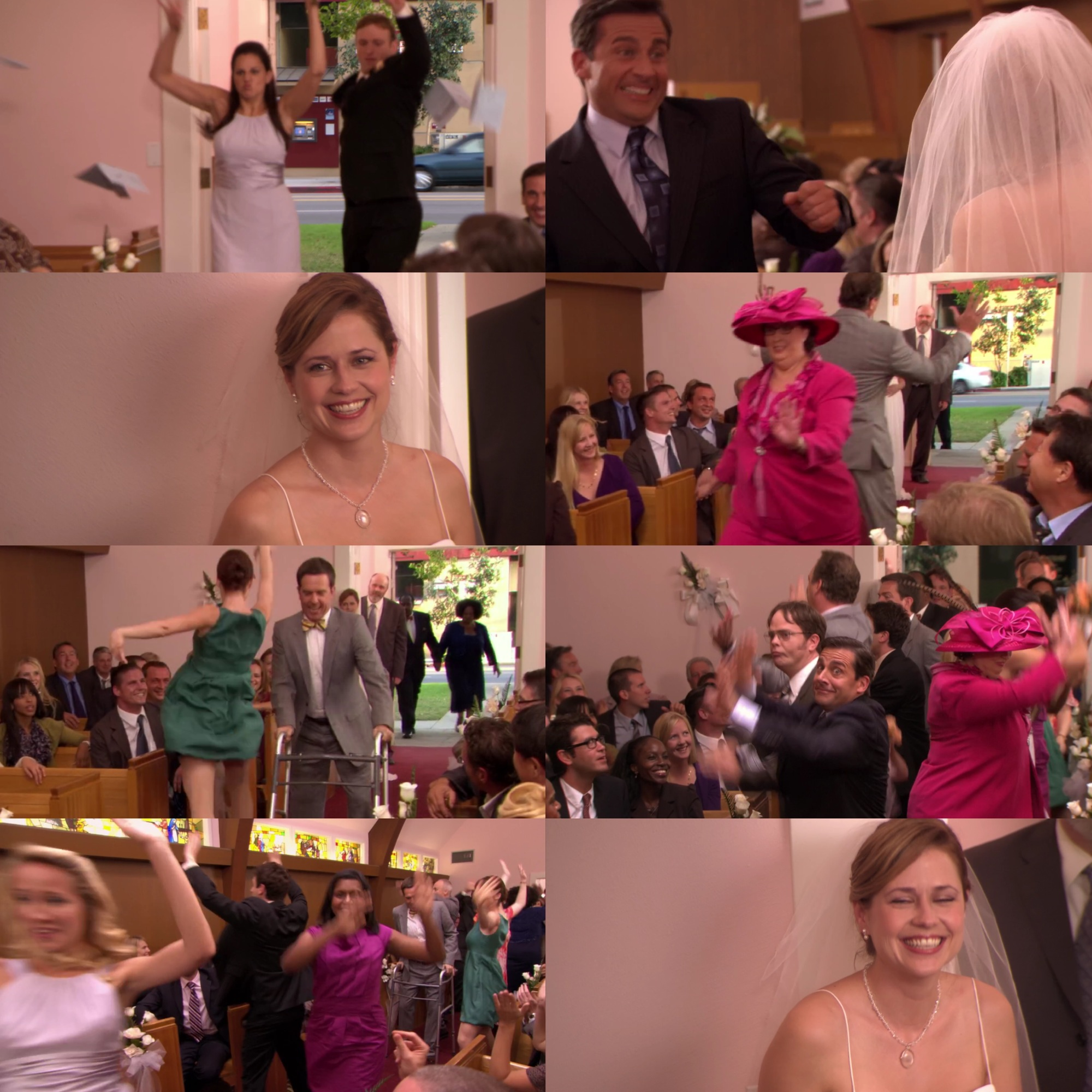 Jim and pam wedding quotes quotesgram