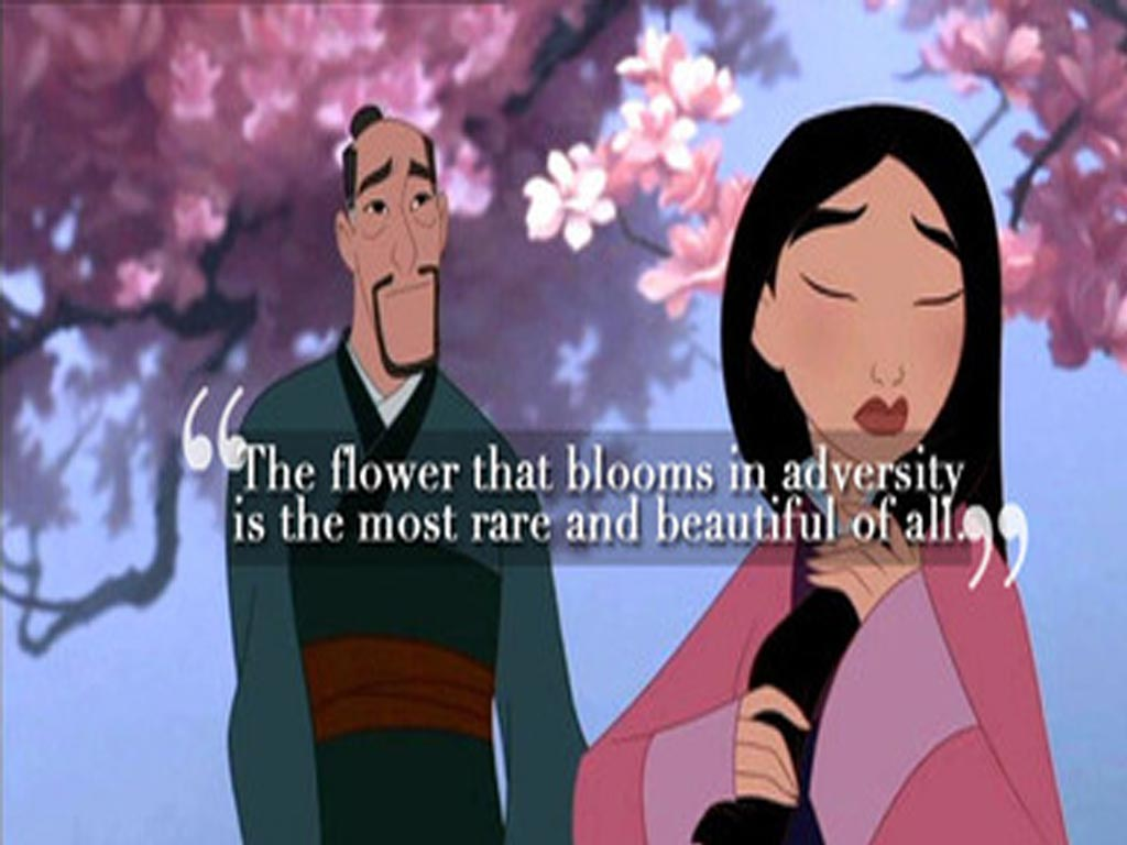 Best Mulan Quotes QuotesGram