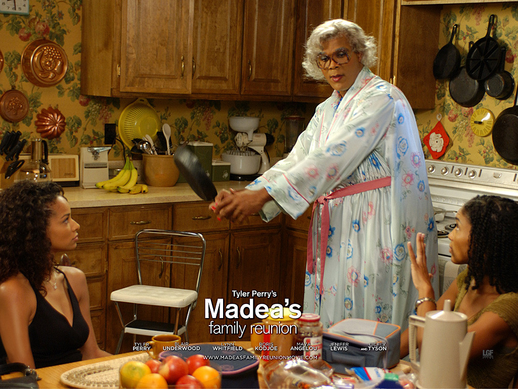 17 Best Images About Madea Quotes On Pinterest: Madeas Family Reunion Quotes. QuotesGram