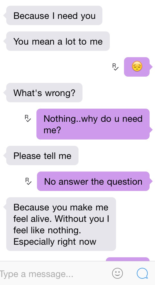 flirting signs texting messages for women images tumblr