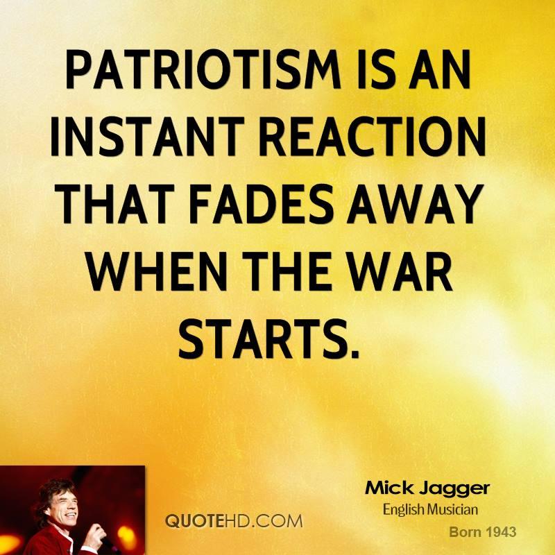 Patriotic Quotes: Reactive Quotes. QuotesGram
