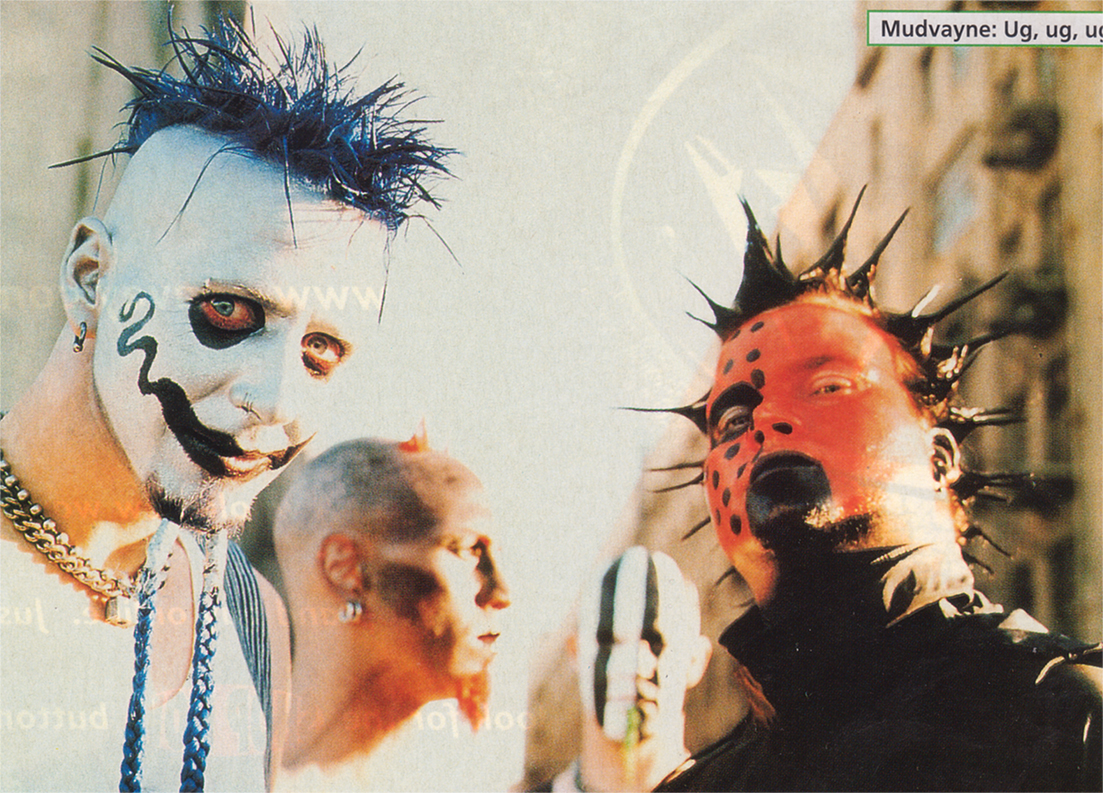 my experience at the mudvayne and ultraspank concert Free essay: concert at invesco field in colorodo i have been to very memorable places in my life limp bizkit, linkin' park, deftones, and mudvayne.