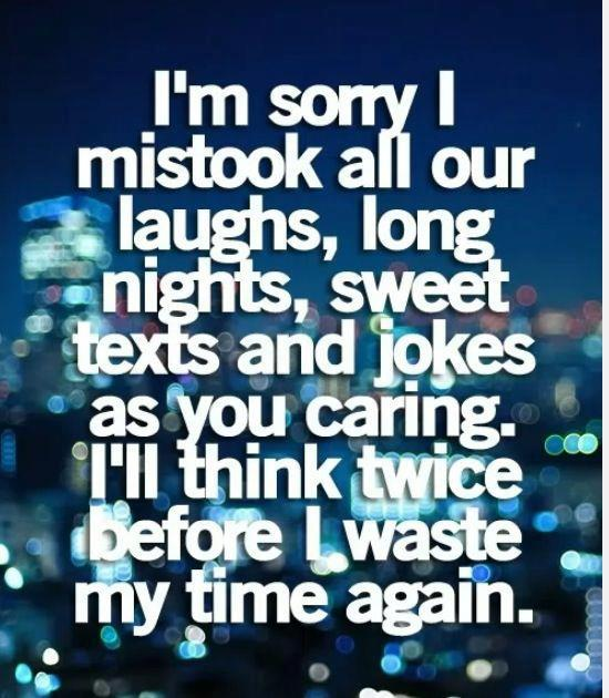People Waste My Time Quotes. QuotesGram