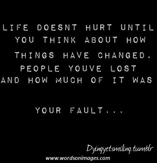 Depression Quotes To Help: Quotes About Living With Depression. QuotesGram