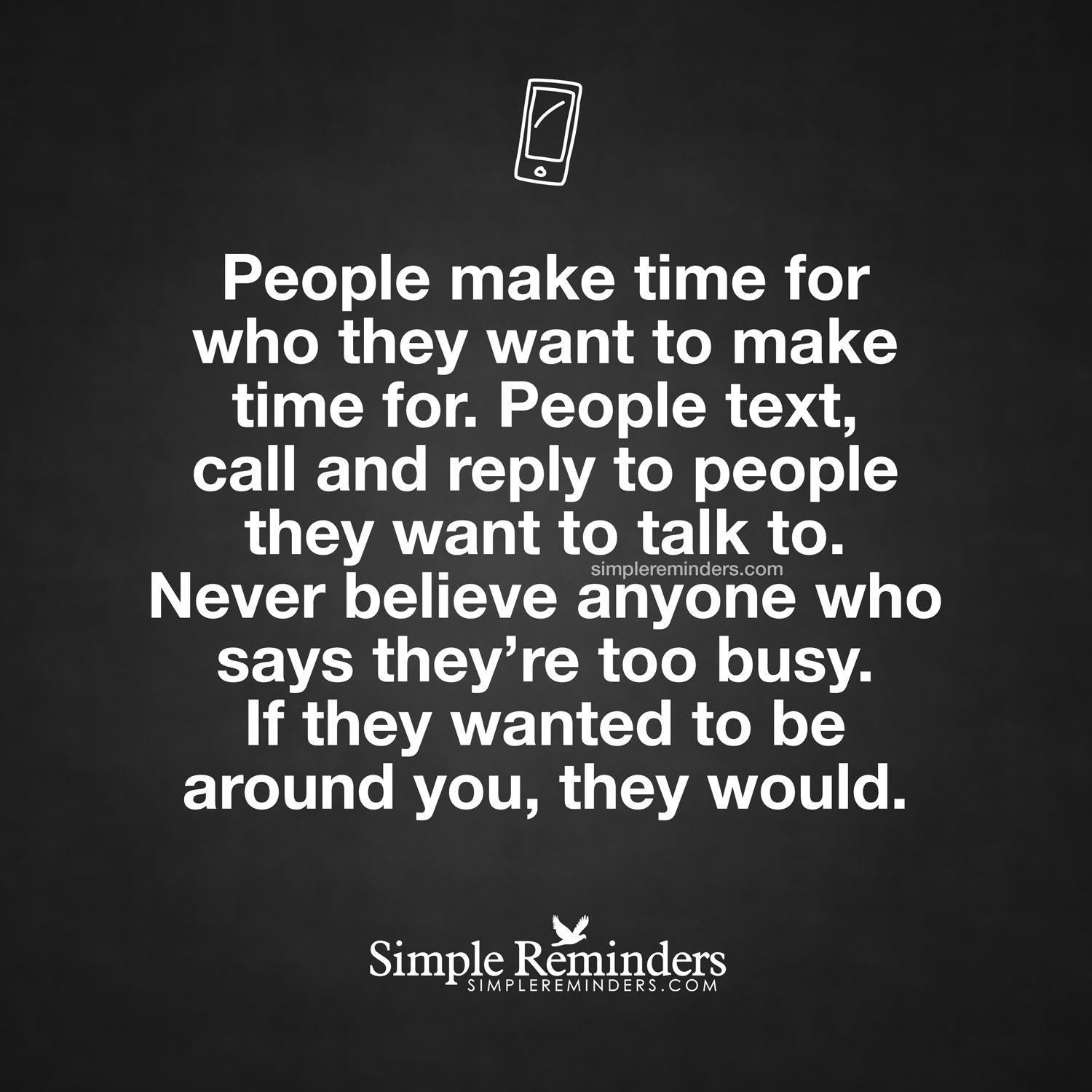 Make Time For People Quotes. QuotesGram