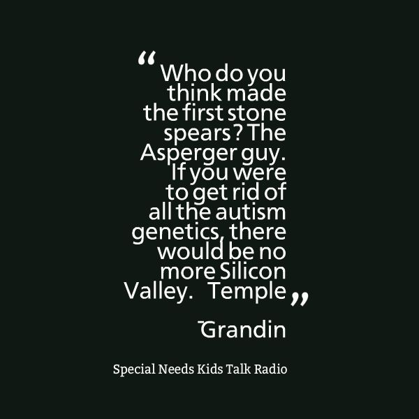 Inspirational Quotes About Positive: Temple Grandin On Autism Quotes. QuotesGram