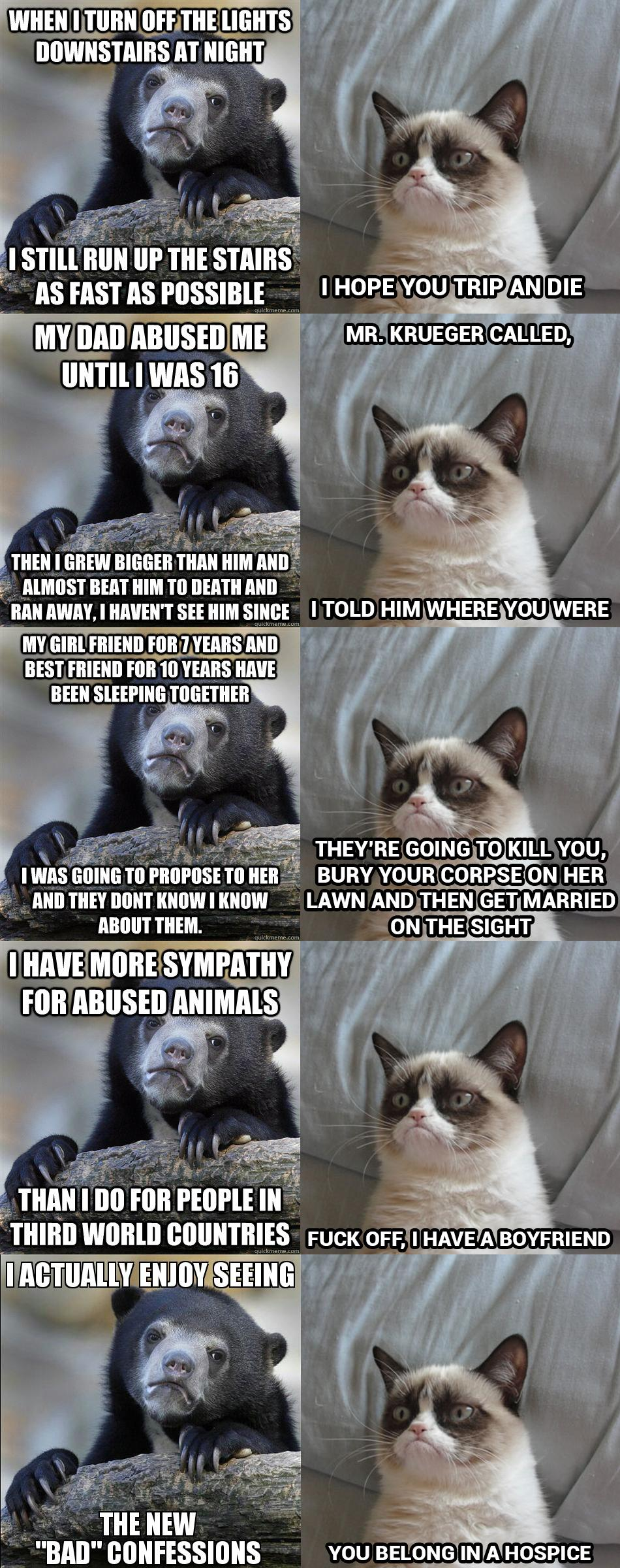 He A Cat Meme