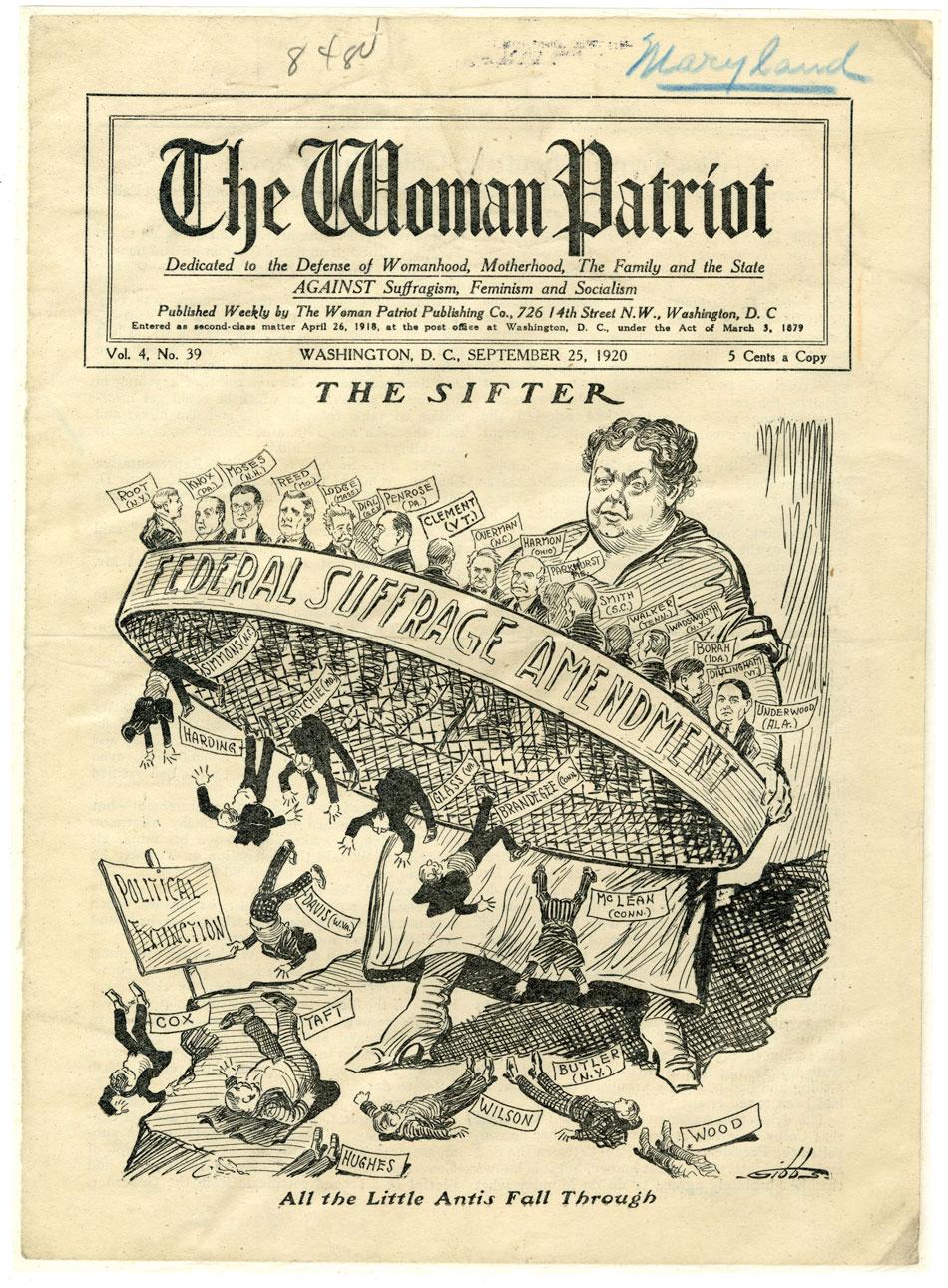 Suffrage Quotes: Anti Women Suffrage Quotes. QuotesGram