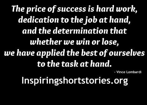 inspirational quotes work success quotesgram