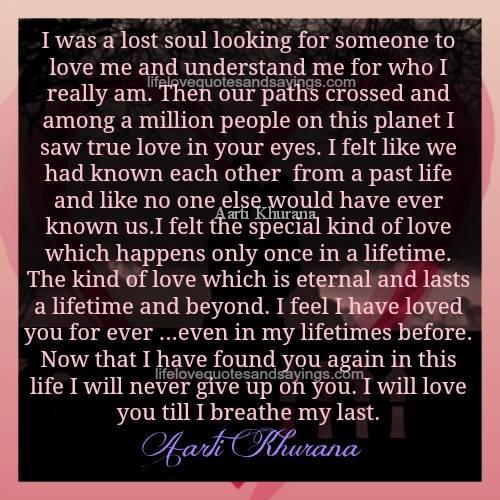 Found My True Love Quotes. QuotesGram