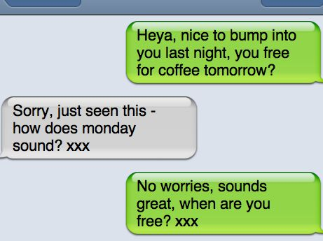 flirting moves that work through text images