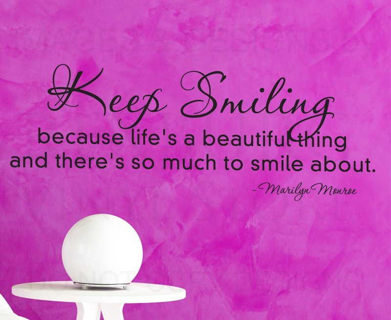 Smile Pics And Quotes: Quotes About Her Beautiful Smile. QuotesGram