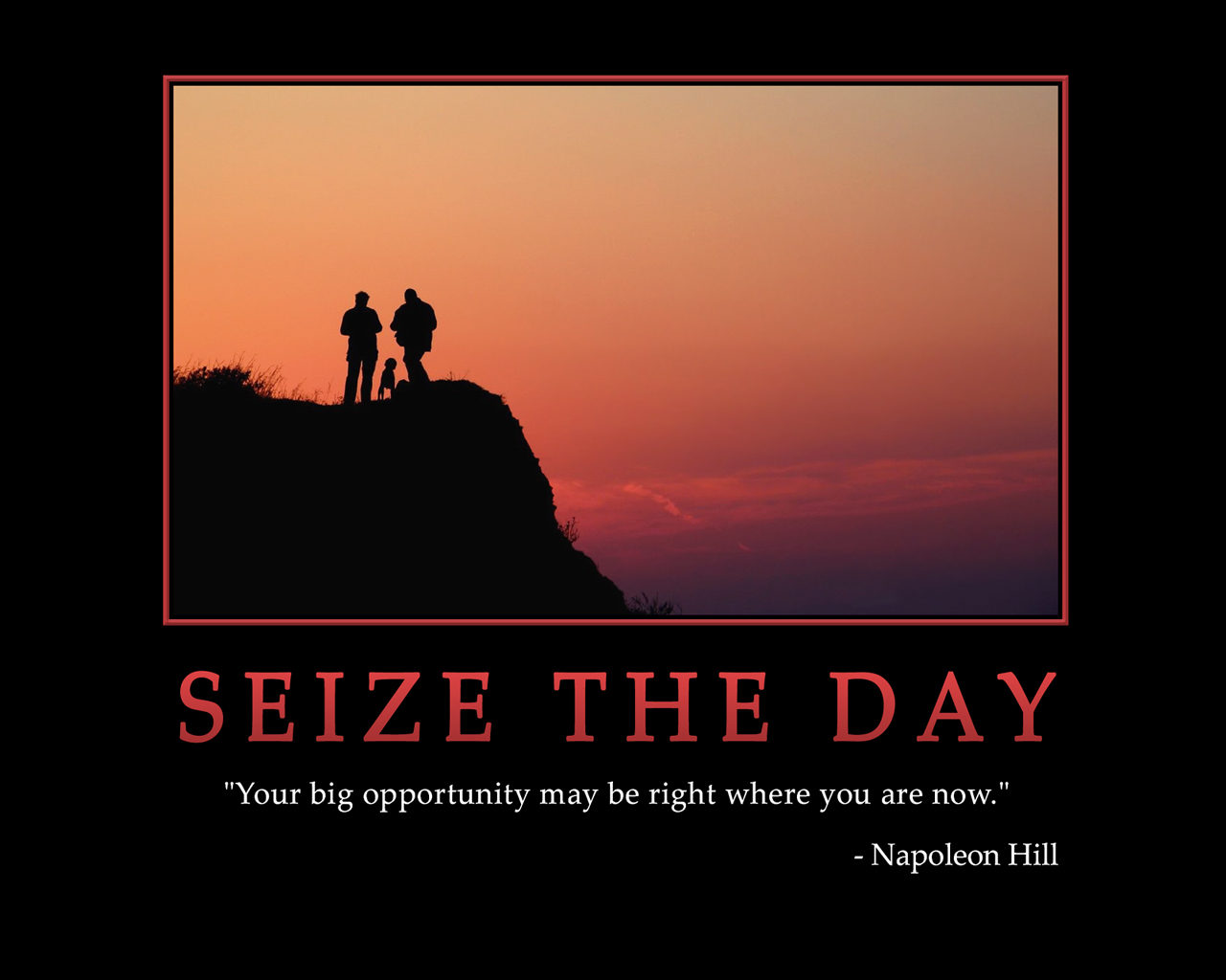 Favorite Inspiring Quotes: Seize The Day Famous Quotes. QuotesGram