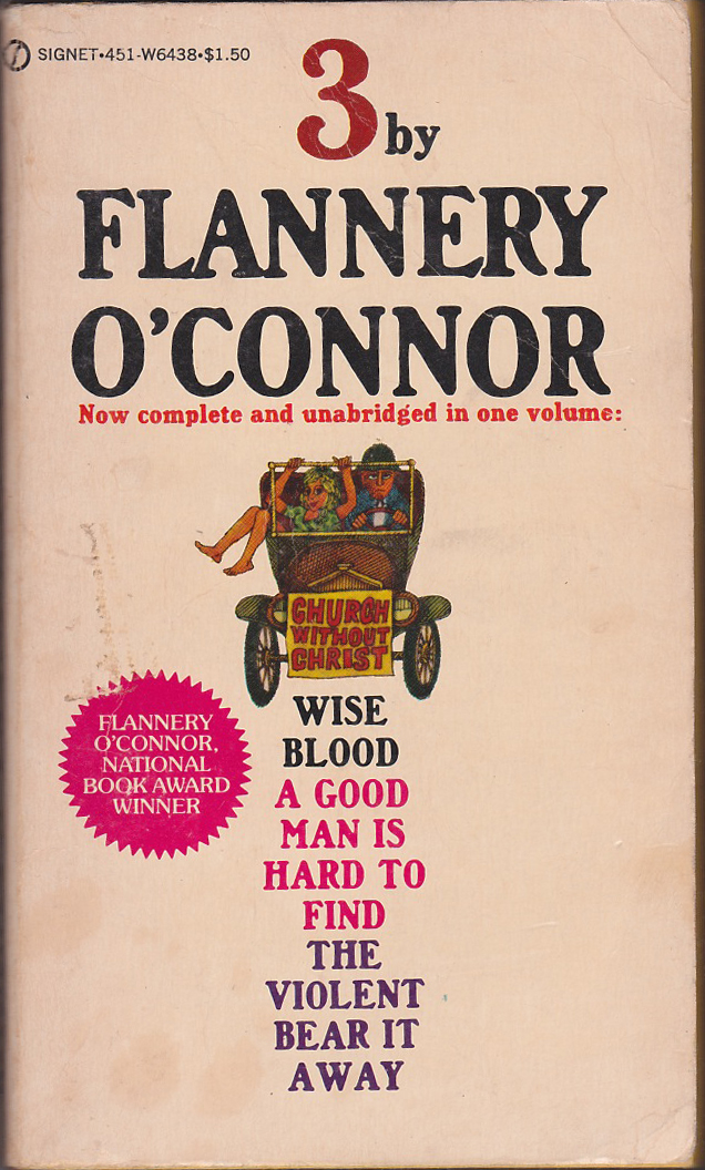 """flannery o connors quotgreenleafquot essay Free essay: flannery o'connor was fond of saying, """"when in rome, do as you  done in milledgeville"""" o'connor was born in savannah, georgia, but spent the."""